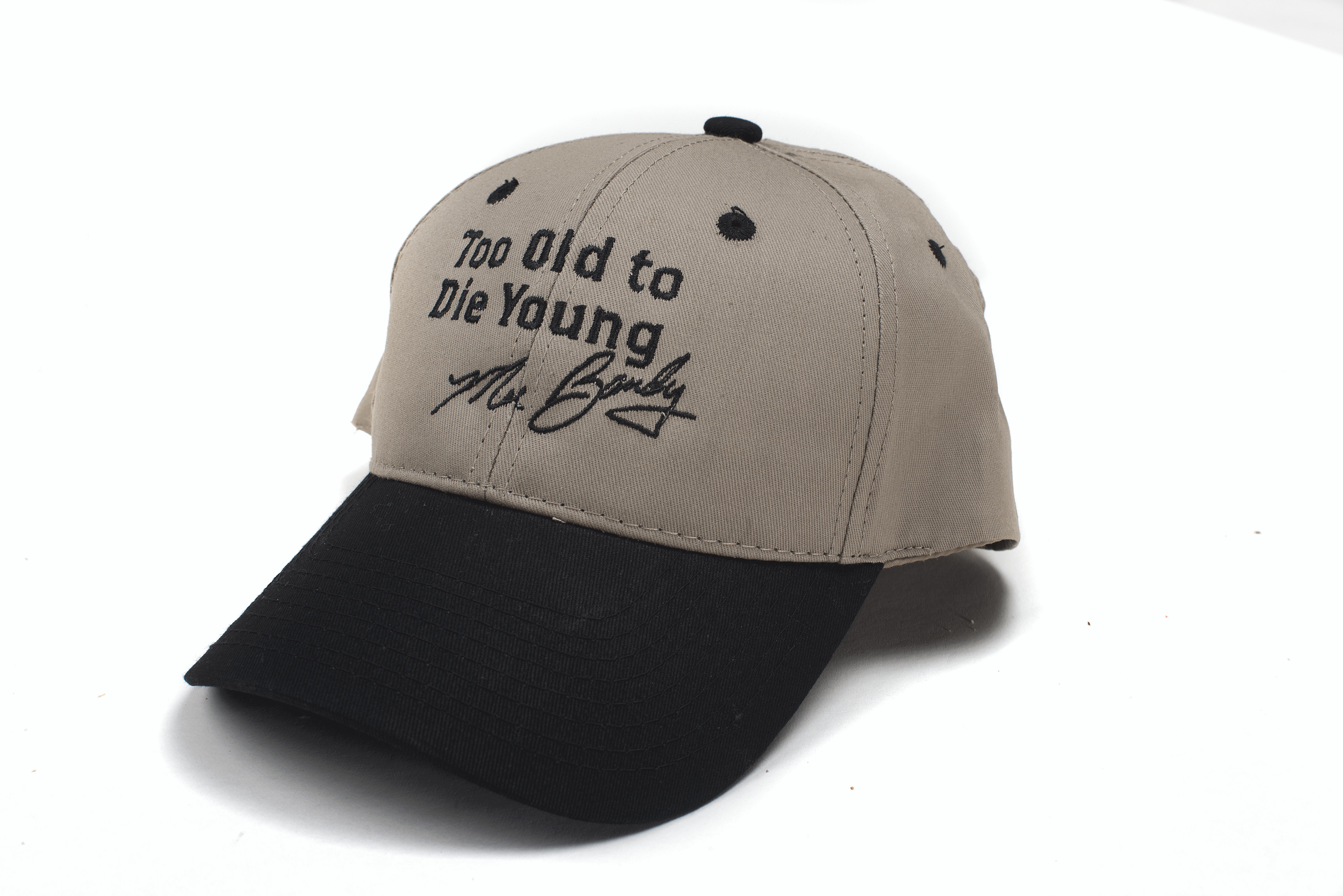 Moe Bandy Baseball Cap - Moebandy ed43f1cd4e8